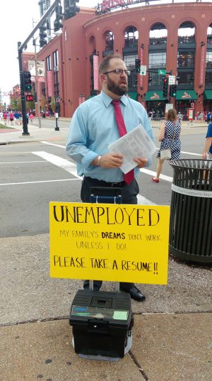 What is your message to potential employers?