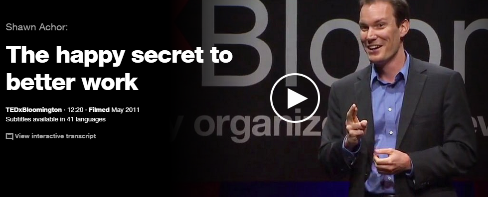 shawn achor  the happy secret to better work